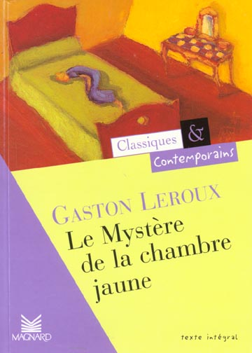25 / MYSTERE DE LA CHAMBRE JAUNE (LE)