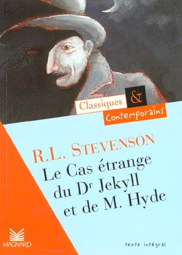 N  27 LE CAS ETRANGE DU DR JEKYLL ET MR HYDE