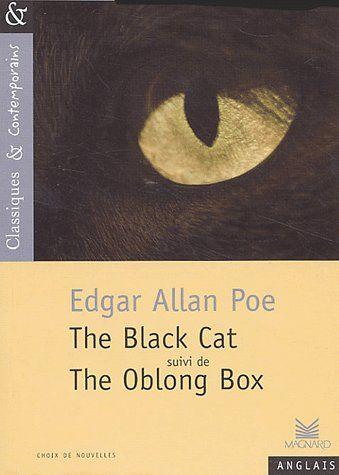 N  5 THE BLACK CAT SUIVI DE THE OBLONG BOS