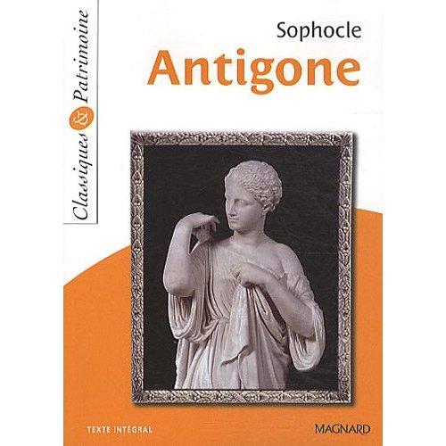 Antigone - classiques et patrimoine