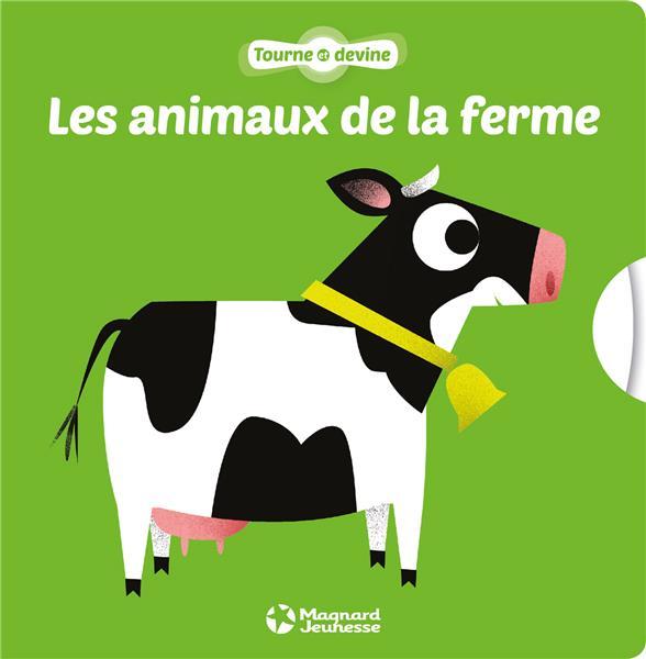 TOURNE ET DEVINE T3 LES ANIMAUX DE LA FERME