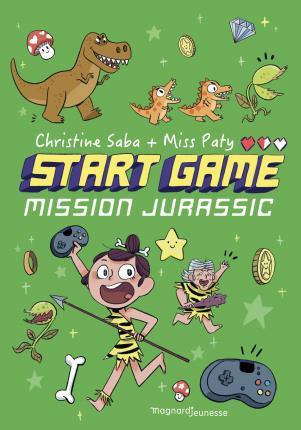 Start game 2 - mission jurassic