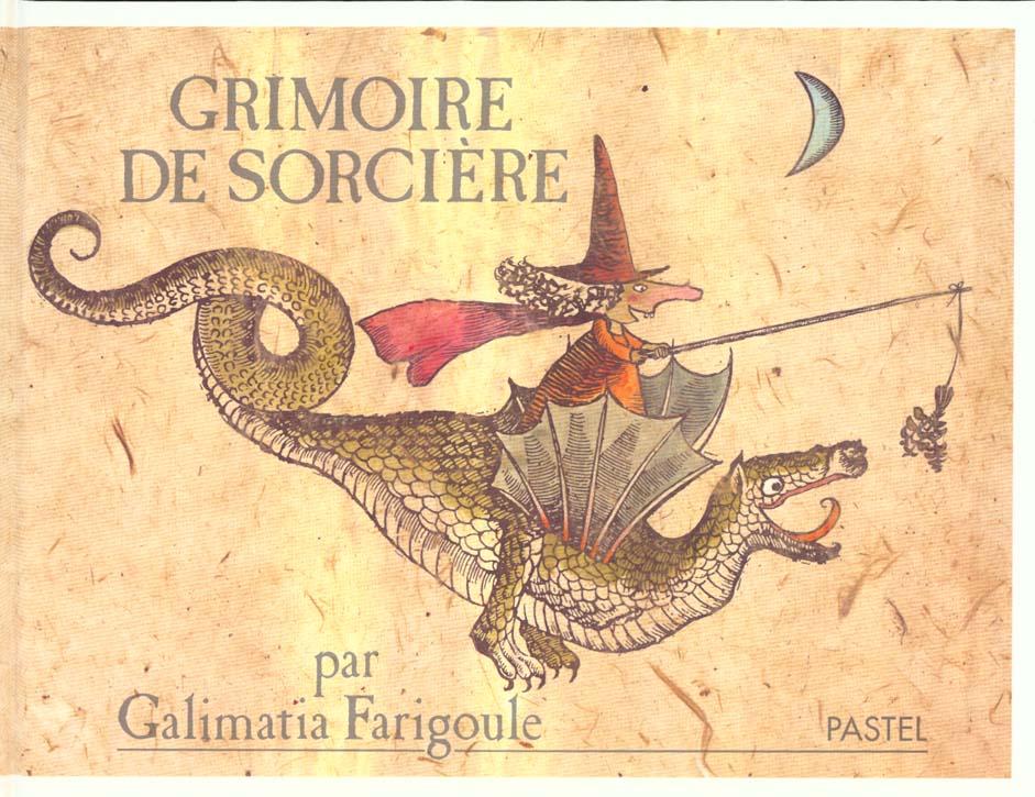 GRIMOIRE DE SORCIERE