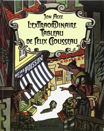 EXTRAORDINAIRE TABLEAU FELIX CLOUSSEAU