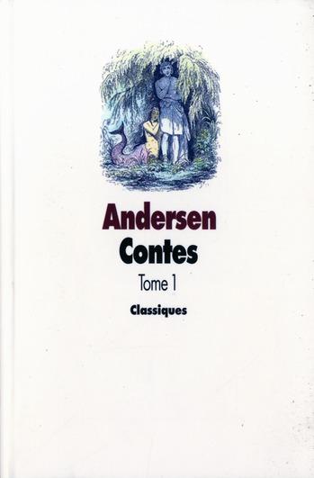 CONTES ANDERSEN TOME 1