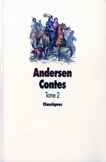 CONTES ANDERSEN TOME 2