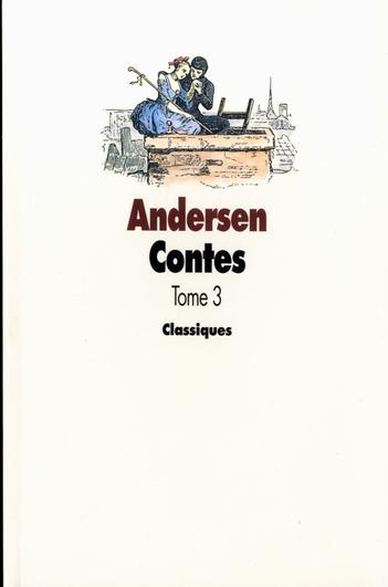 CONTES ANDERSEN TOME 3