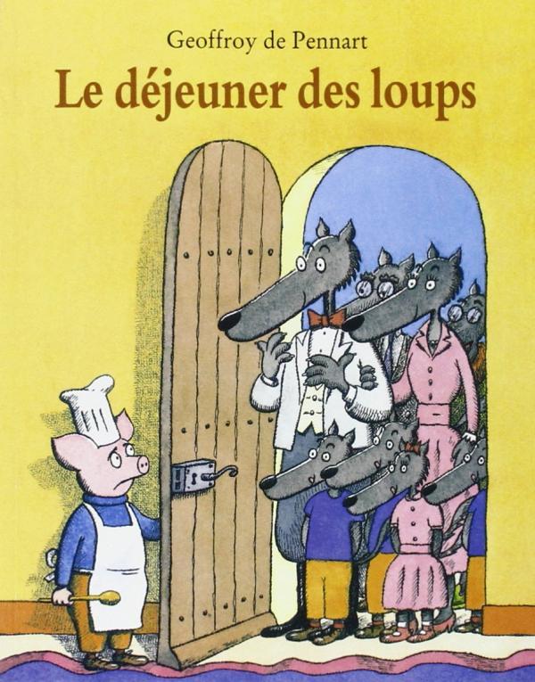 LE DEJEUNER DES LOUPS