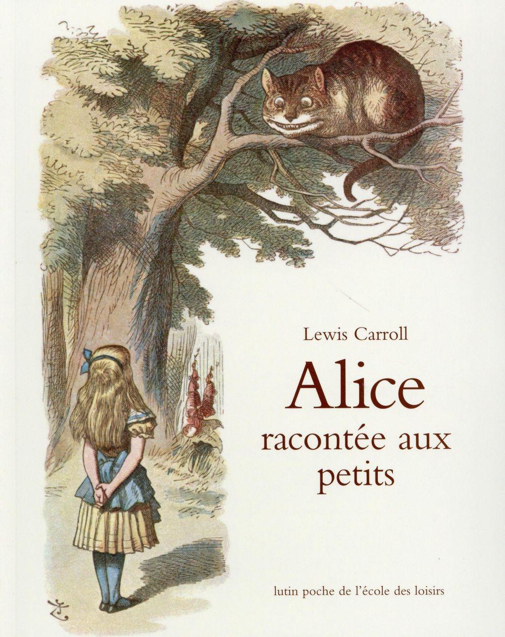 ALICE RACONTEE AUX PETITS
