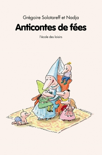 ANTICONTES DE FEES GRAND FORMAT