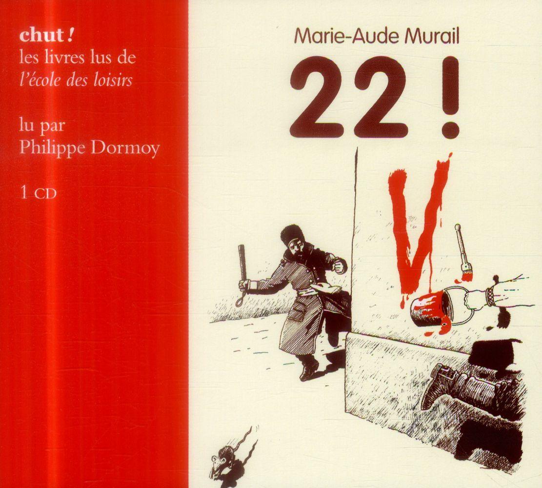 22 ! LIVRE LU - CD