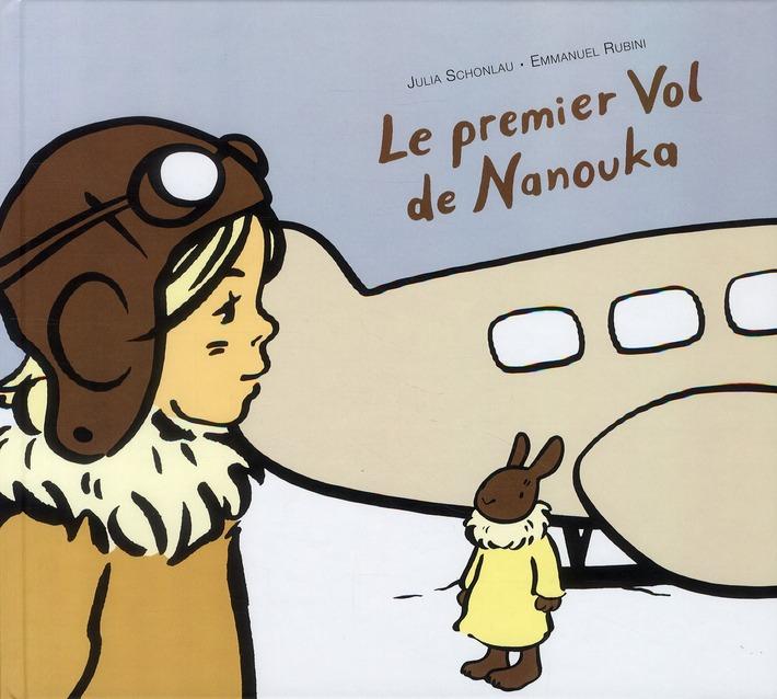 PREMIER VOL DE NANOUKA (LE)