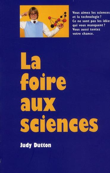 FOIRE AUX SCIENCES (LA)
