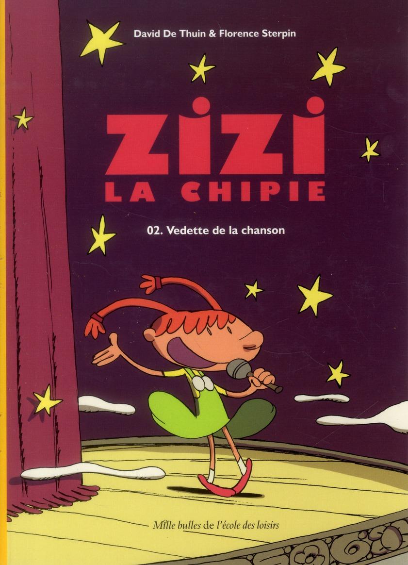 ZIZI LA CHIPIE VEDETTE DE LA CHANSON
