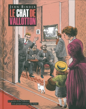 CHAT DE VALLOTTON (LE).