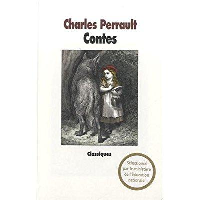 CONTES DE PERRAULT NOUVELLE EDITION