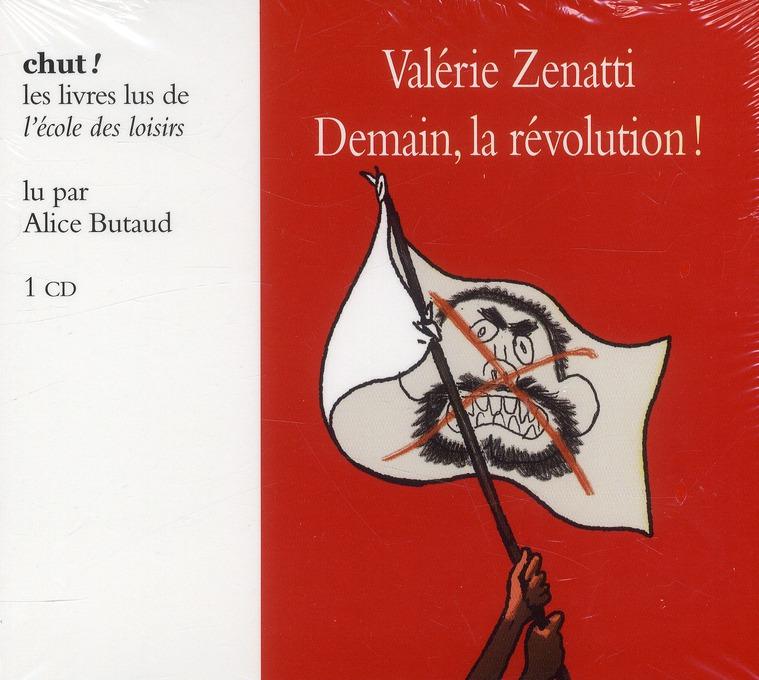 DEMAIN LA REVOLUTION LIVRE LU