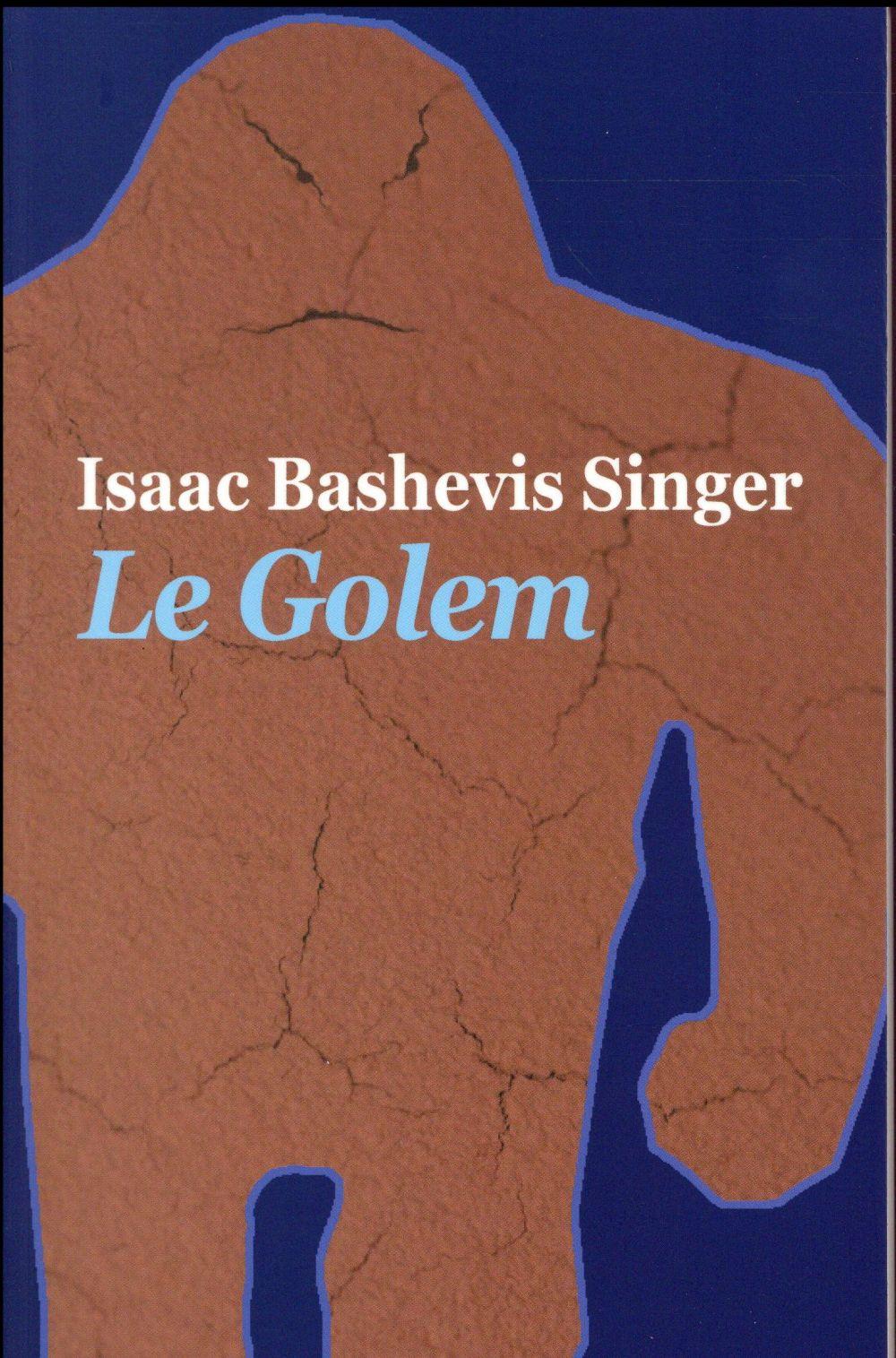 Le golem (poche)