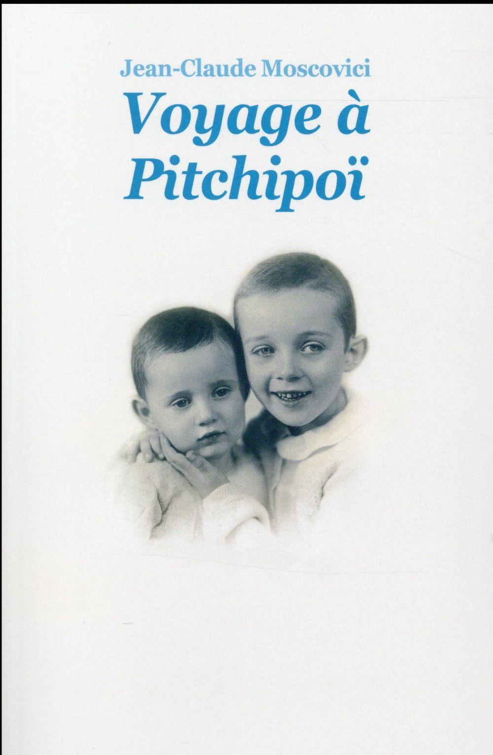 Voyage a pitchipoi (ne) (poche)