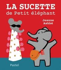 LA SUCETTE DE PETIT ELEPHANT