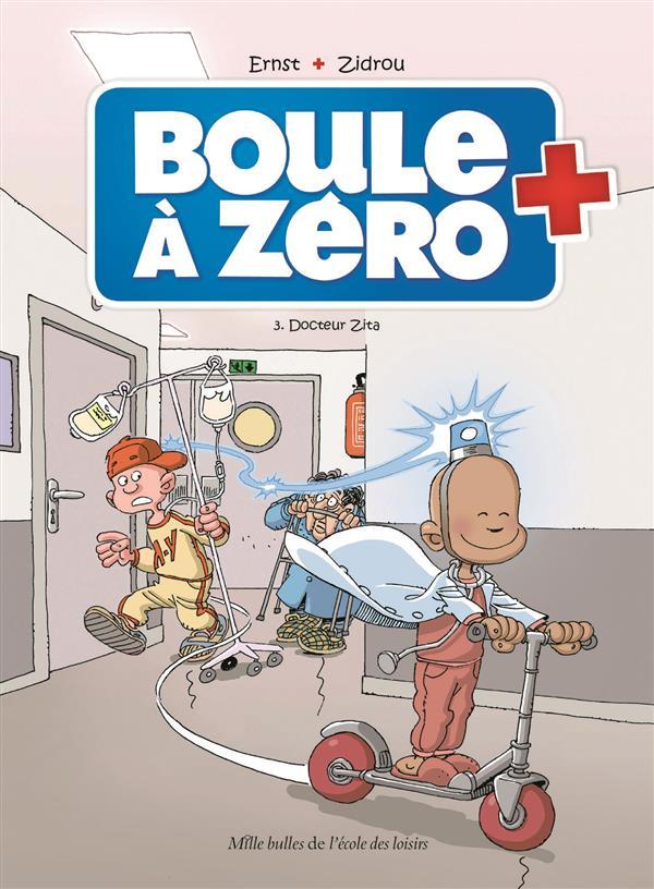 BOULE A ZERO DOCTEUR ZITA
