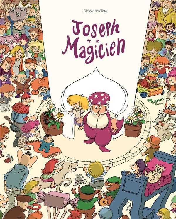 JOSEPH ET LE MAGICIEN