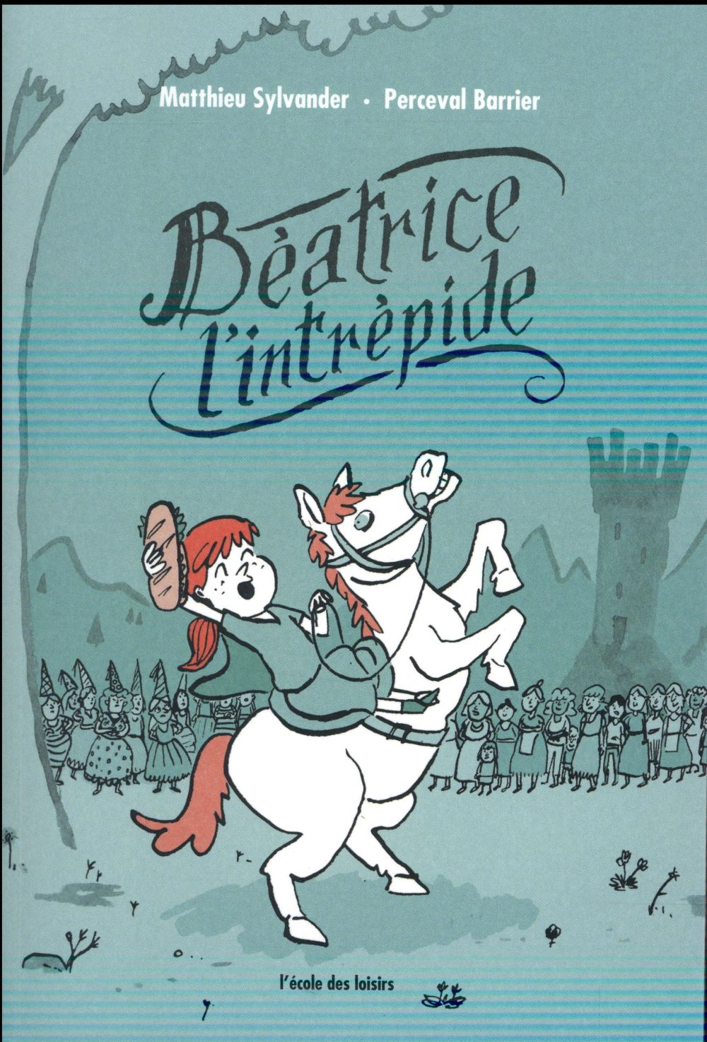 BEATRICE L INTREPIDE(GD FORMAT)