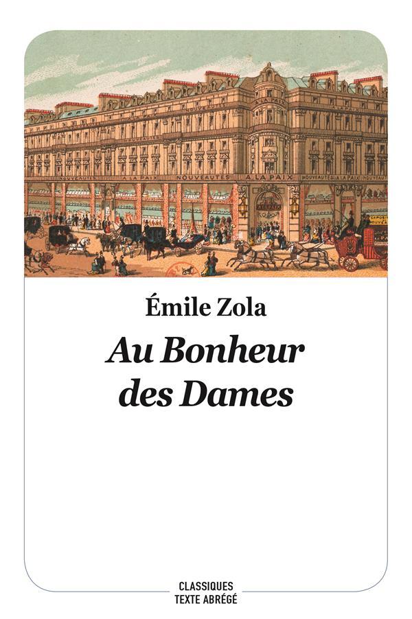 AU BONHEUR DES DAMES - NOUVELLE EDITION