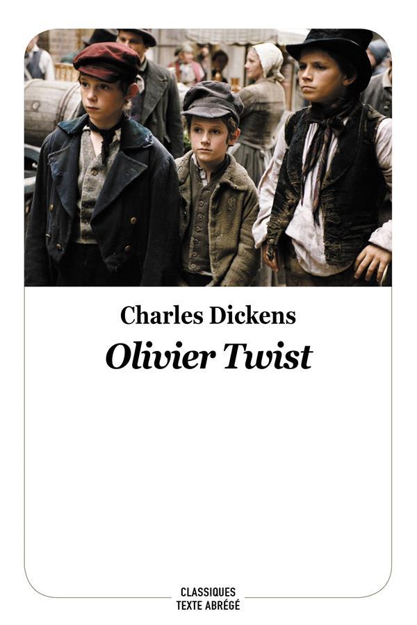 OLIVIER TWIST (TEXTE ABREGE)