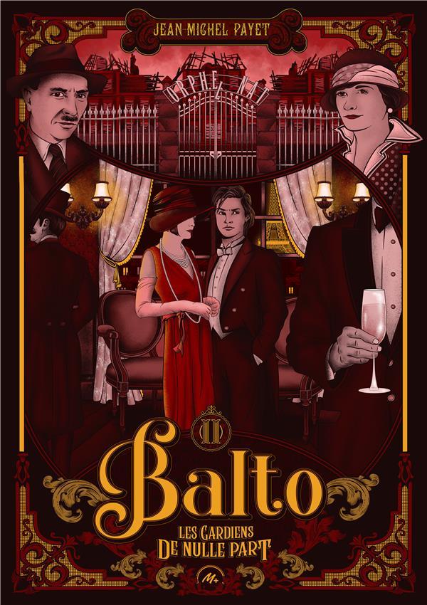 Balto - tome 2 - les gardiens de nulle part