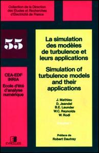 LA SIMULATION DES MODELES DE TURBULENCE T.1