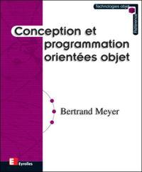 CONCEPTION ET PROGRAMMATION ORIENTEES - OBJET