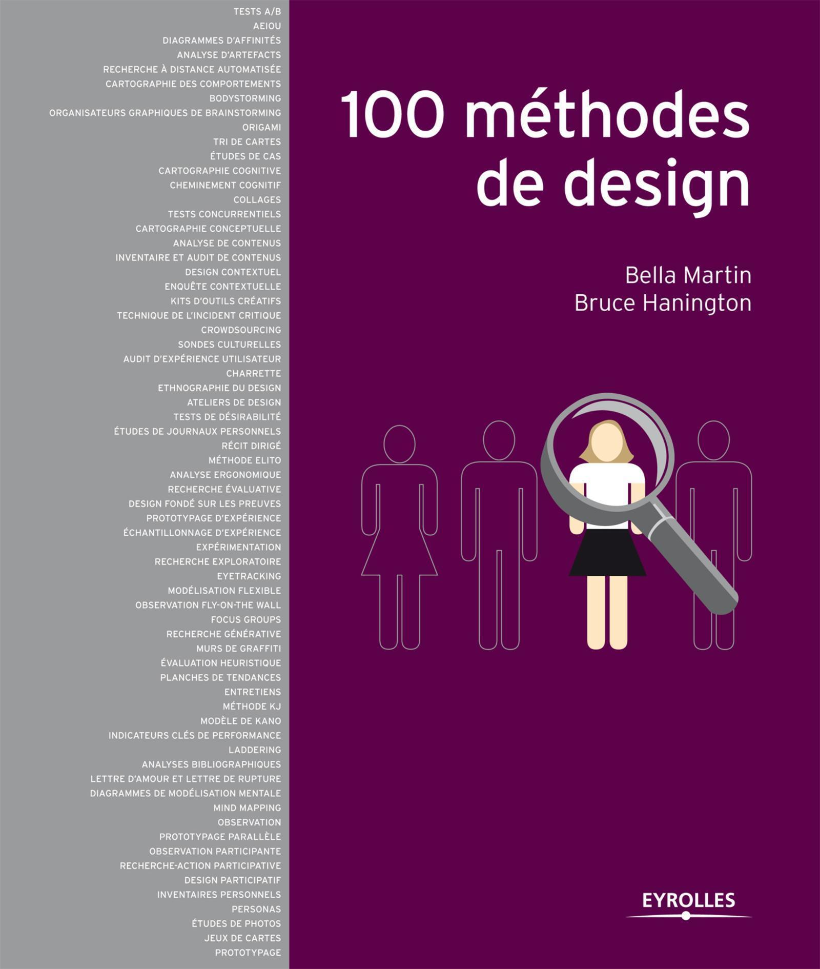 100 METHODES DE DESIGN