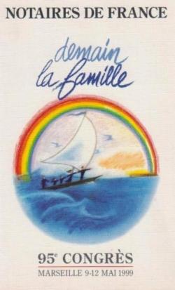 95EME CONGRES DES NOTAIRES DE FRANCE DEMAIN LA FAMILLE
