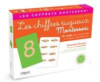 LES CHIFFRES RUGUEUX 30 CARTES POUR APPRENDRE A COMPTER NATURELLEMENT - 30 CARTES APPRENDRE A COMPTE