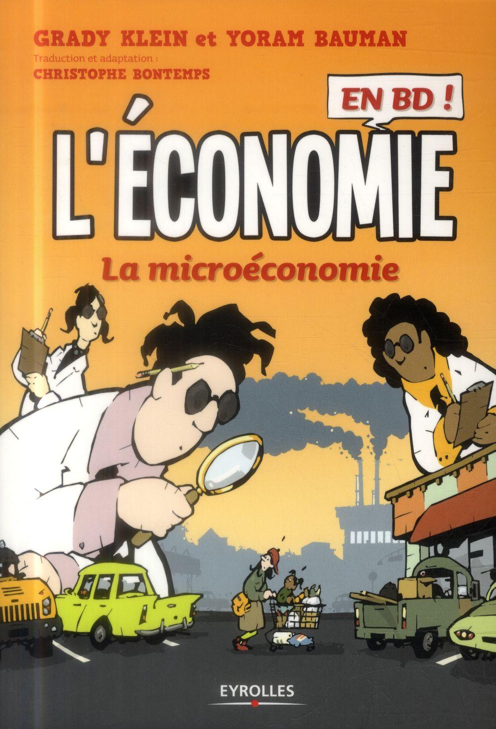 L'economie en bd - la microeconomie.