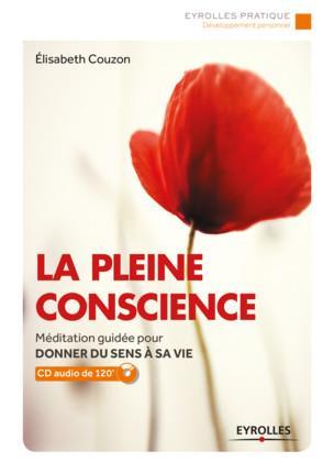 LA PLEINE CONSCIENCE - MEDITATION GUIDEE POUR DONNER DU SENS A SA VIE. CD AUDIO 120'