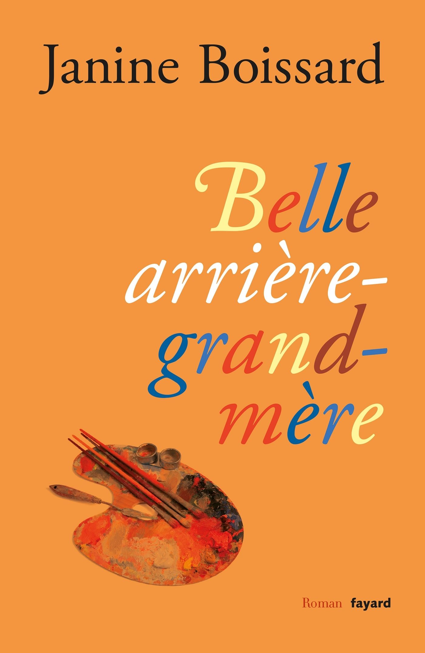 BELLE ARRIERE-GRAND-MERE