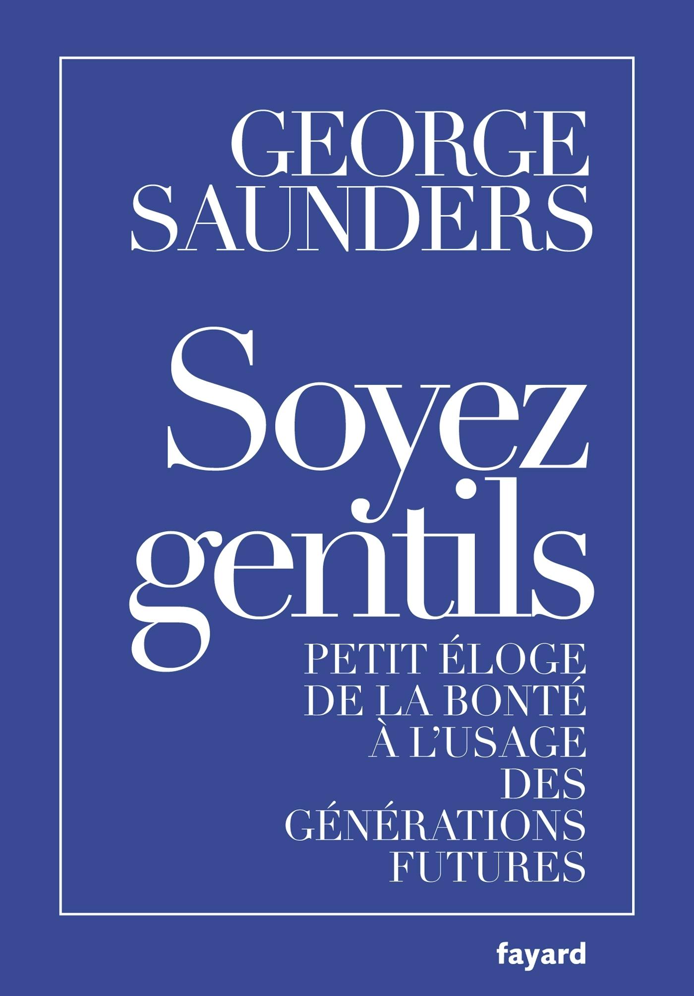 SOYEZ GENTILS