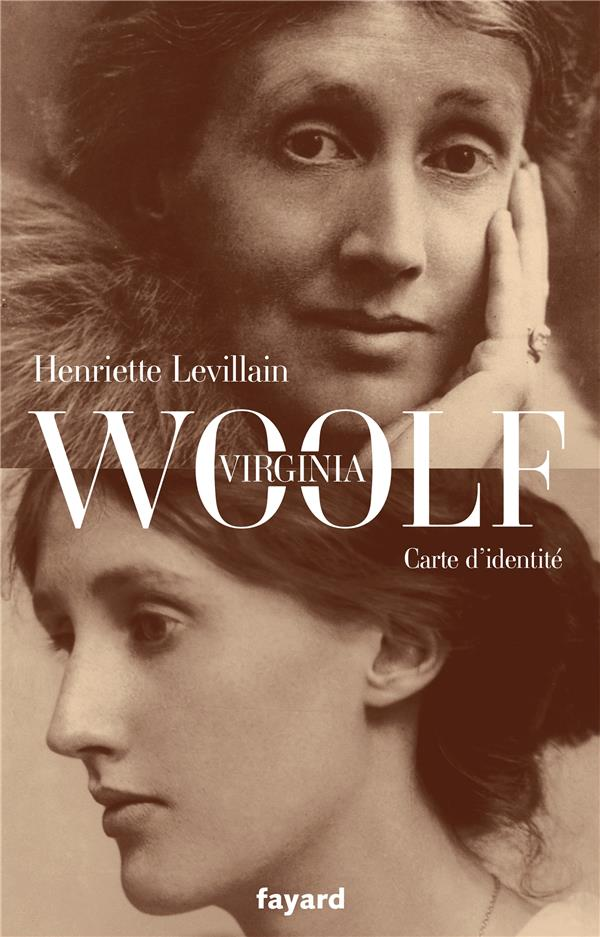 Virginia woolf, carte d'identite