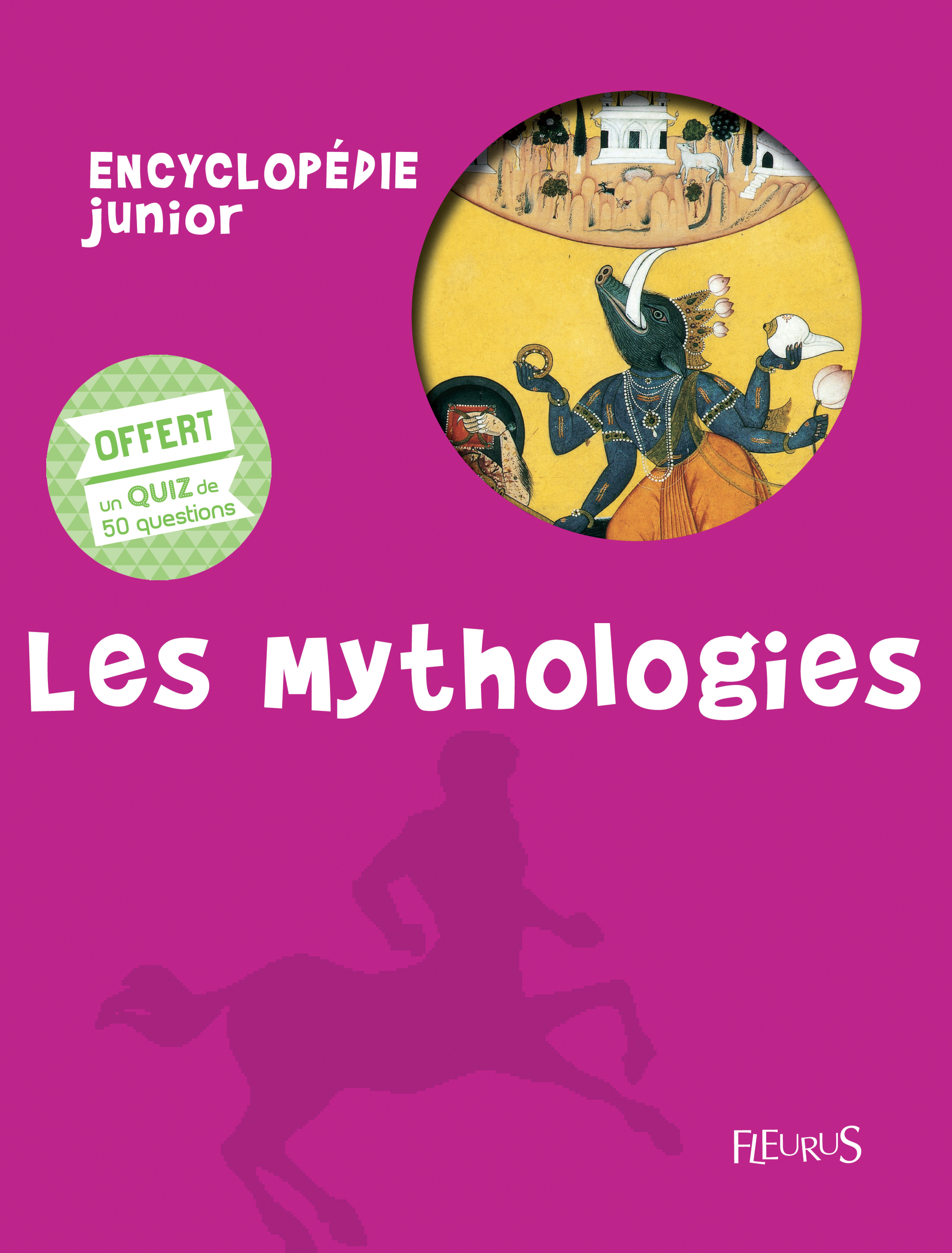MYTHOLOGIES - ENCYCLO + QUIZ