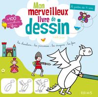 MON MERVEILLEUX LIVRE DE DESSIN