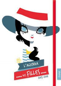 L'AGENDA DES FILLES 2015/2016