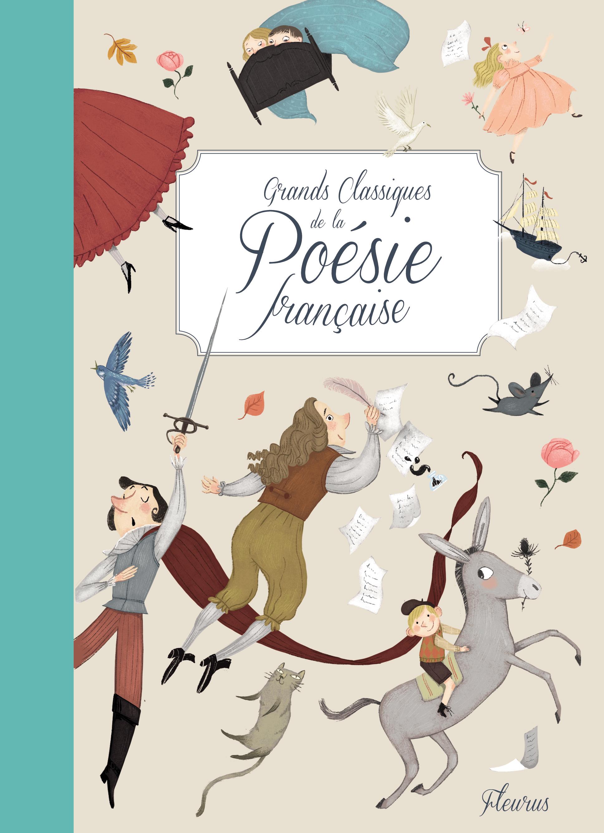 GRANDS CLASSIQUES DE LA POESIE FRANCAISE