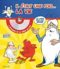 IL ETAIT UNE FOIS... LA VIE (+ DVD)