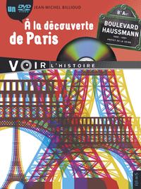 A LA DECOUVERTE DE PARIS