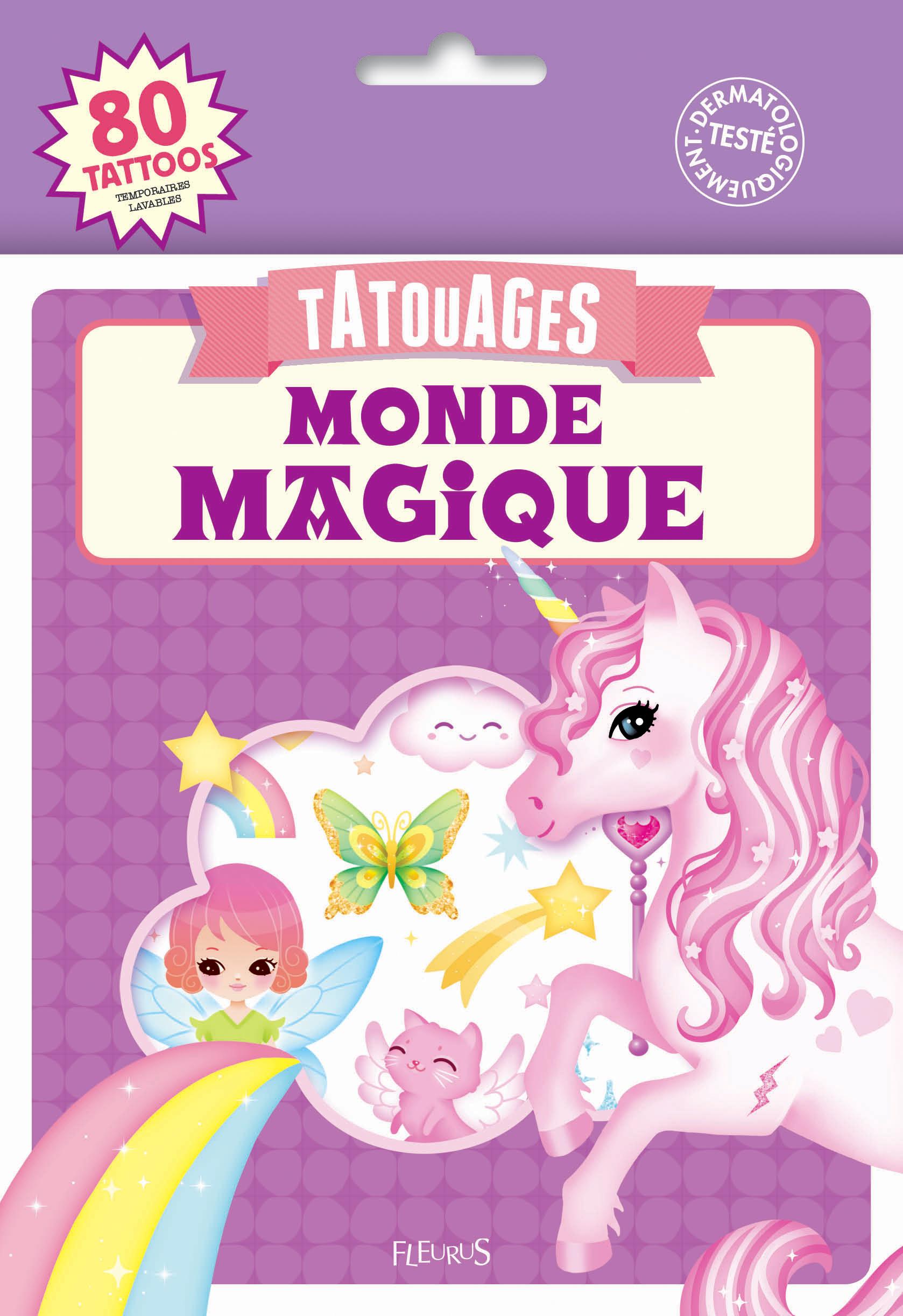 MONDE MAGIQUE