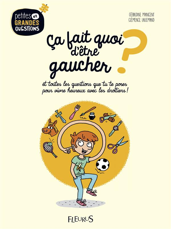 CA FAIT QUOI D'ETRE GAUCHER ?