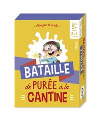 BATAILLE DE PUREE A LA CANTINE ! - 5 ANS ET +
