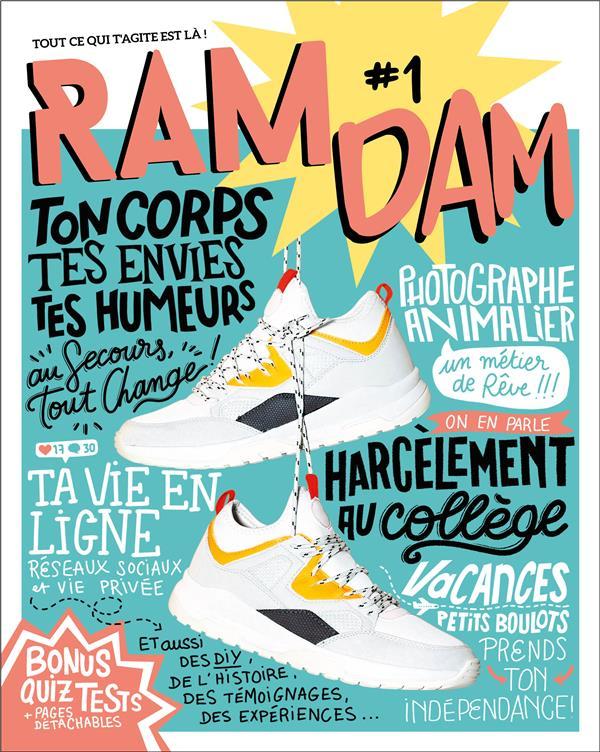 RAMDAM #1